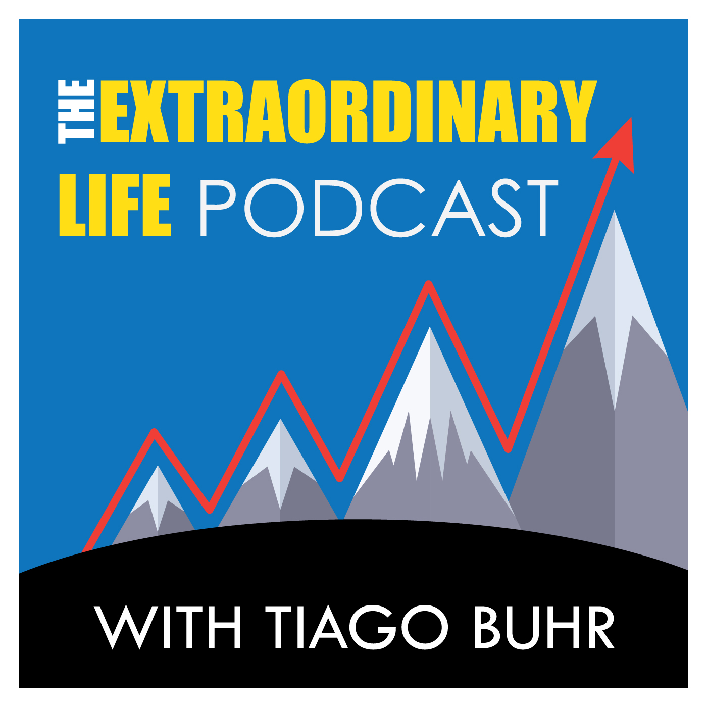 Allowing yourself to be wrong to create an extraordinary life with Tiago Buhr